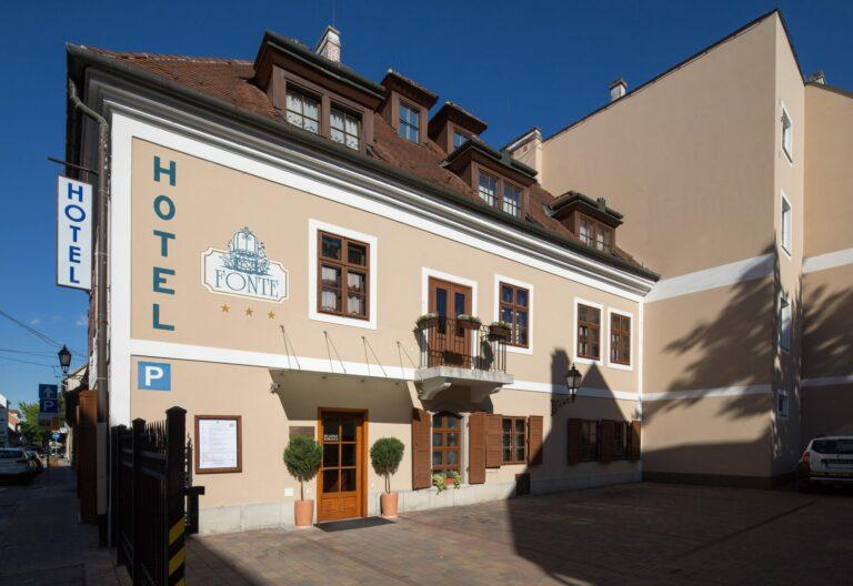 <a href='http://hellogyor.hu/en/accomodation/hotel-fonte/'>Hotel Fonte ***</a>
